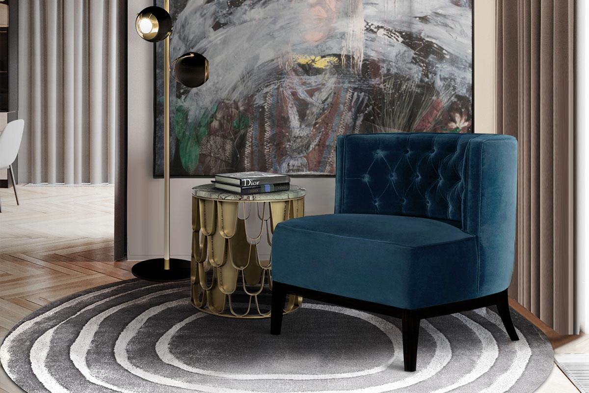 BOURBON Armchair