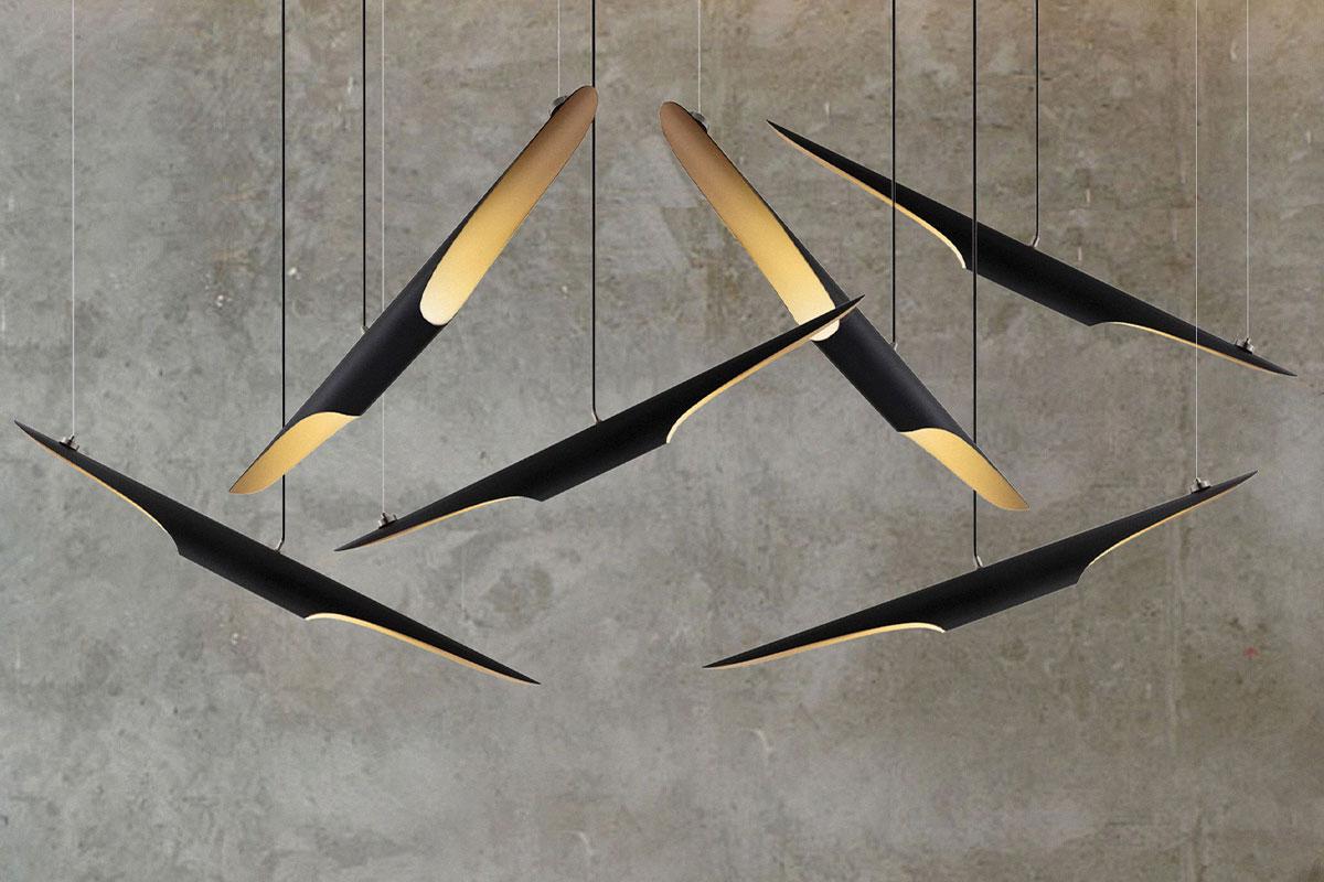 Coltrane Pendant Lamp