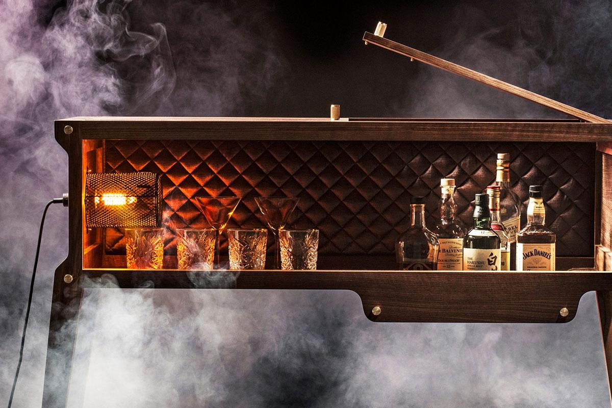 The Rockstar Bar